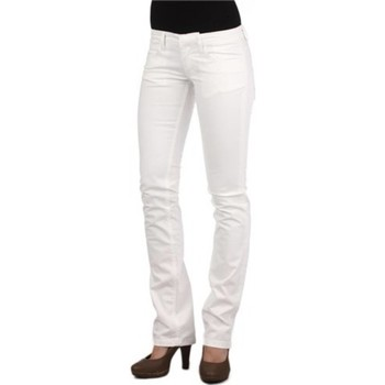 Textiel Dames Chino's Phard P170743454422X BRAD LOCK white 1100