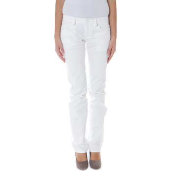 Textiel Dames Chino's Phard P1708310520200 NEW SEXX DELUXE Trousers Women white 1100 white 1100