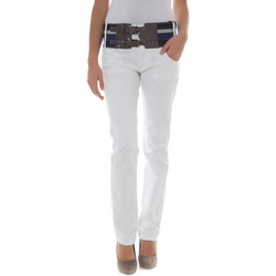 Textiel Dames Chino's Phard P1708480429404 ANDRE' Trousers Women white 1100 white 1100