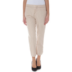 Textiel Dames Chino's Phard P1709171586600 PRIMULA/A Trousers Women beige 2922 beige 2922