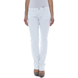 Textiel Dames Chino's Phard P1709270429404 AIDA LADY/1 white 1100