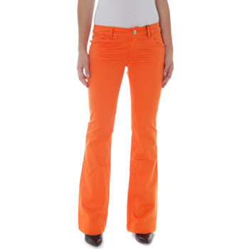Textiel Dames Chino's Phard P2706210429404 CRISSY/COLOR orange F001