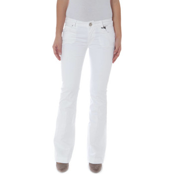 Textiel Dames Chino's Phard P2706210429404 CRISSY/COLOR white B001