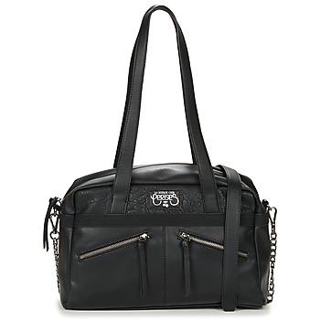 Tassen Dames Handtassen lang hengsel Le Temps des Cerises PURE 2 Zwart