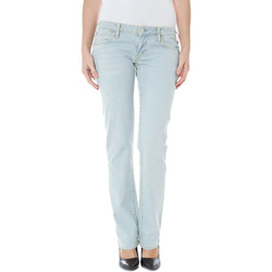 Textiel Dames Straight jeans Zuelements Z170092051644C ALBERTINE light blue 3750