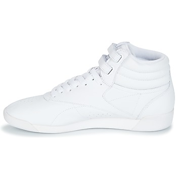 02a6bc8970f Schoenen Dames Hoge sneakers Reebok Classic F/S HI Wit / Zilver hete  verkoop 2019