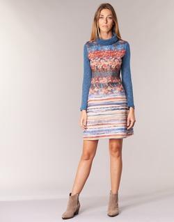 Textiel Dames Korte jurken Smash KRIVAN Multi