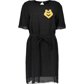 Textiel Dames Korte jurken Love Moschino W V E00 80 S 2655 Short dress Women black C74 black C74