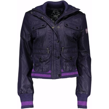 Textiel Dames Wind jackets Datch 69W5412 violet 607