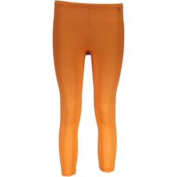 Textiel Dames Leggings Amy Gee AP4586/T1362/838 ORANGE ORANGE