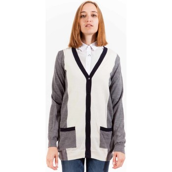 Vest Gant  1403.488402 Cardigan Women grey 96