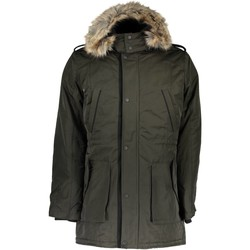 Textiel Heren Wind jackets Guess M63L38W7K00 GREEN B870