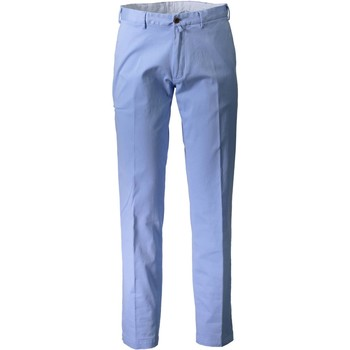 Textiel Dames Chino's Gant 1601.1505633 Trousers Men light blue 411 light blue 411