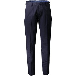 Textiel Dames Chino's Gant 1601.1913456 Trousers Men blue 433 blue 433