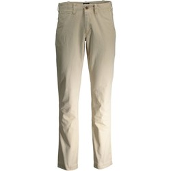Textiel Dames Chino's Gant 1601.1916656 Trousers Men beige 34 beige 34