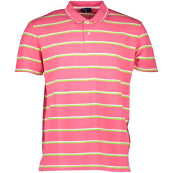 Textiel Dames Polo's korte mouwen Gant 1601.222168 Polo shirt short sleeves Men pink 635 pink 635