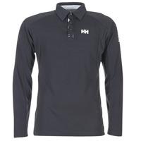 Textiel Heren Polo's lange mouwen Helly Hansen HP SHORE Marine