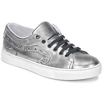 Schoenen Dames Lage sneakers Lola Espeleta NOEME Zilver