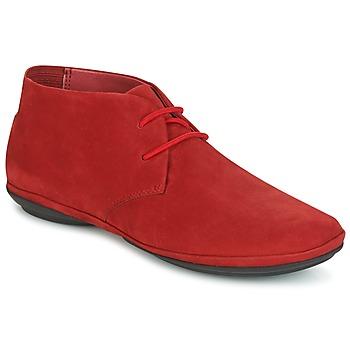 Schoenen Dames Laarzen Camper RIGHT NINA Rood