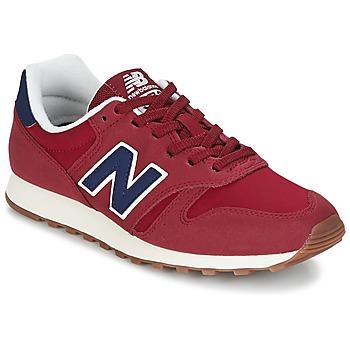 Schoenen Lage sneakers New Balance ML373 Rood / Blauw