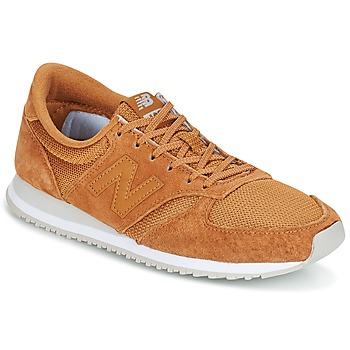 Schoenen Lage sneakers New Balance U420 Bruin