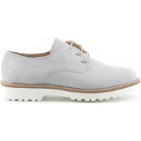 Schoenen Dames Derby Made In Italia Veterschoen grijs