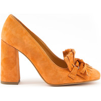 Schoenen Dames pumps Made In Italia Pumps oranJe