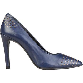 Schoenen Dames pumps Arnaldo Toscani Pumps blauw