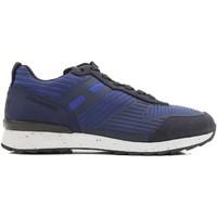 Schoenen Heren Lage sneakers Hogan HXM2610W500ESB0XKA blu acceso