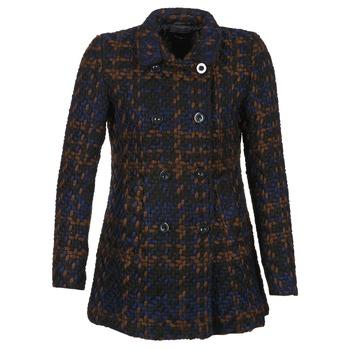 Textiel Dames Mantel jassen Desigual GERDA Multi