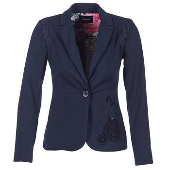 Textiel Dames Jasjes / Blazers Desigual GROFA Marine