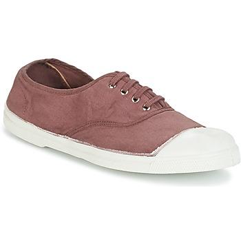 Schoenen Dames Lage sneakers Bensimon TENNIS LACET Pruim