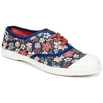 Schoenen Dames Lage sneakers Bensimon TENNIS LIBERTY Marine