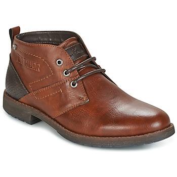 Schoenen Heren Laarzen Tom Tailor LAORA Bruin