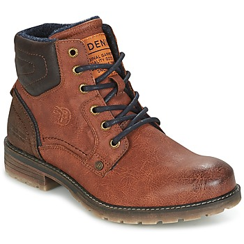 Schoenen Heren Laarzen Tom Tailor TIAGO Bruin