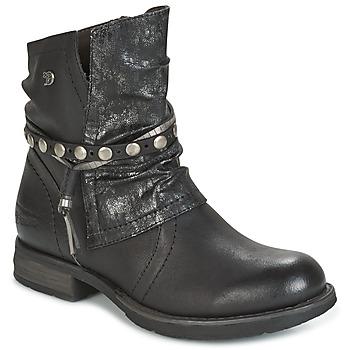 Schoenen Dames Laarzen Tom Tailor RESTOUNE Zwart