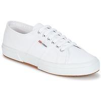 Schoenen Lage sneakers Superga 2750 CLASSIC Wit