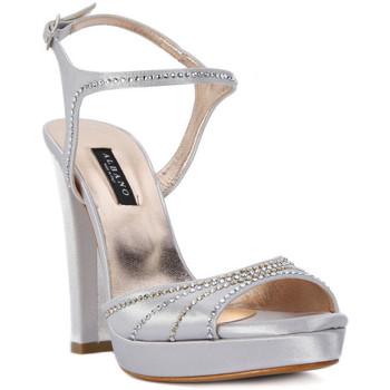 Schoenen Dames Sandalen / Open schoenen Albano RASO ARGENTO Grigio