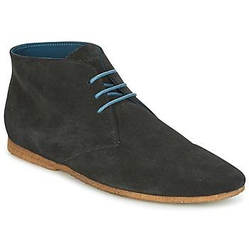 Schoenen Heren Laarzen Schmoove CREPS DESERT Zwart