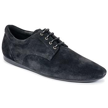 Schoenen Heren Derby Schmoove FIDJI NEW DERBY Zwart
