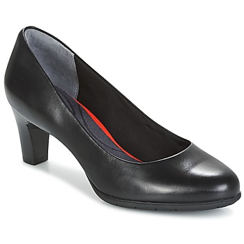 Schoenen Dames pumps Rockport MELORA PLAIN PUMP Zwart