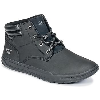 Schoenen Heren Hoge sneakers Caterpillar CREEDENCE Zwart
