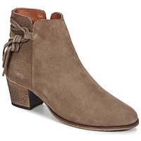 Schoenen Dames Enkellaarzen Betty London HEIDI Taupe