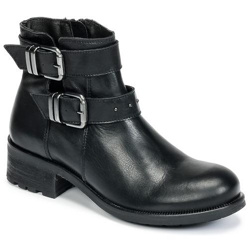 Schoenen Dames Laarzen Betty London HELIDI Zwart