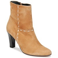 Schoenen Dames Enkellaarzen Betty London HADIA Bruin