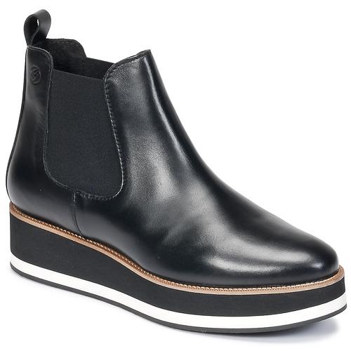 Schoenen Dames Laarzen Betty London HIRO Zwart