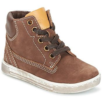 Schoenen Jongens Hoge sneakers Chicco CLOVER Bruin