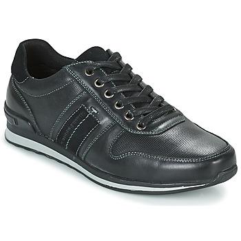 Schoenen Heren Lage sneakers Hush puppies PISHUP Zwart