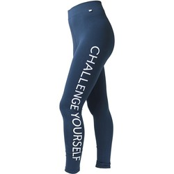 Textiel Dames Leggings 4F Womens Leggins H4L17-LEG001NAVY Blue