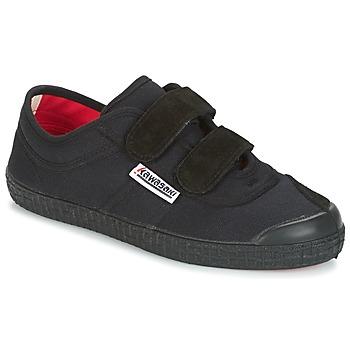 Schoenen Kinderen Lage sneakers Kawasaki BASIC V KIDS Zwart